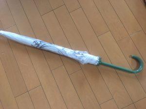 スマイルのビニール傘